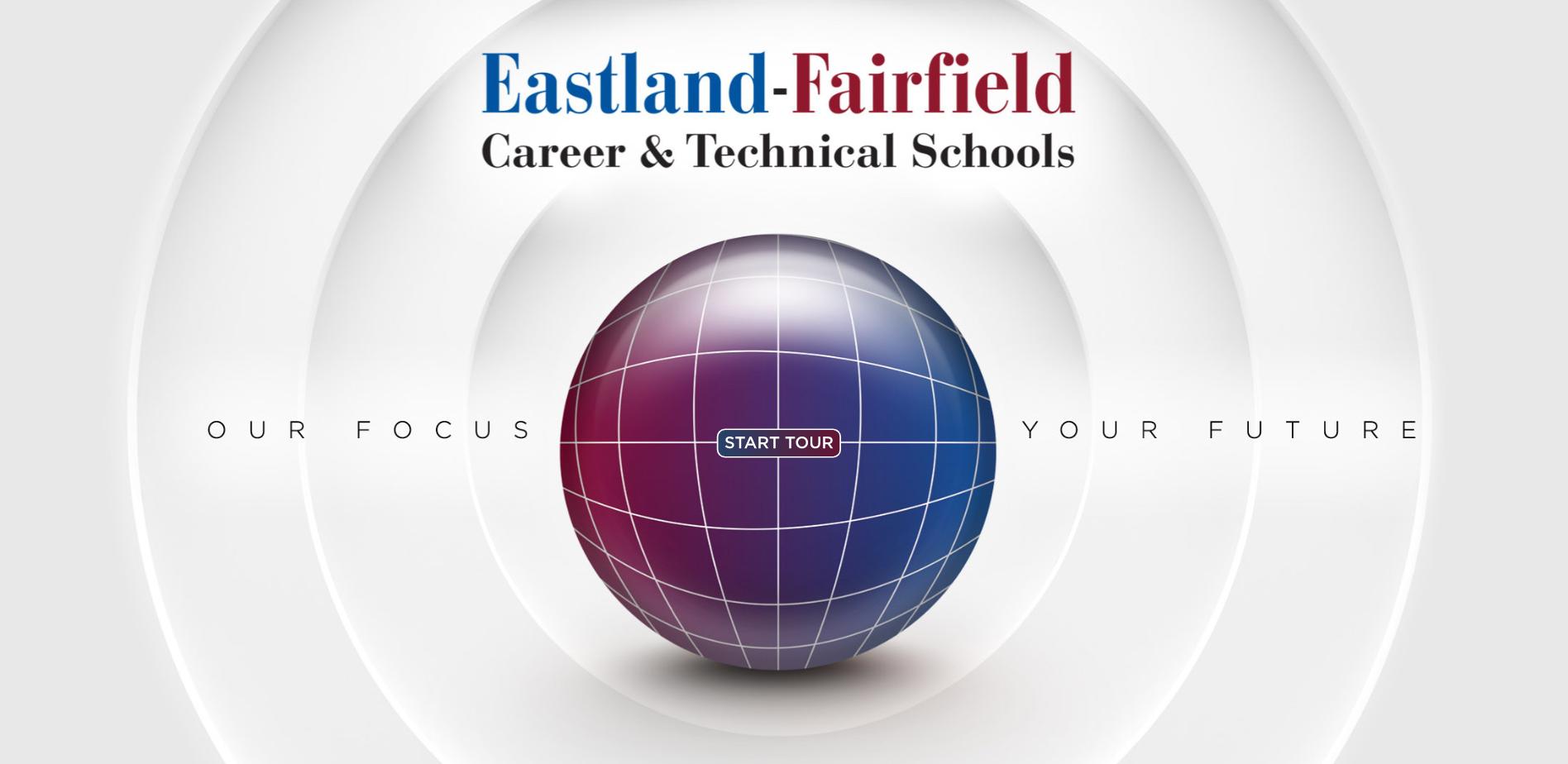 Eastland-Fairfield tour home screen