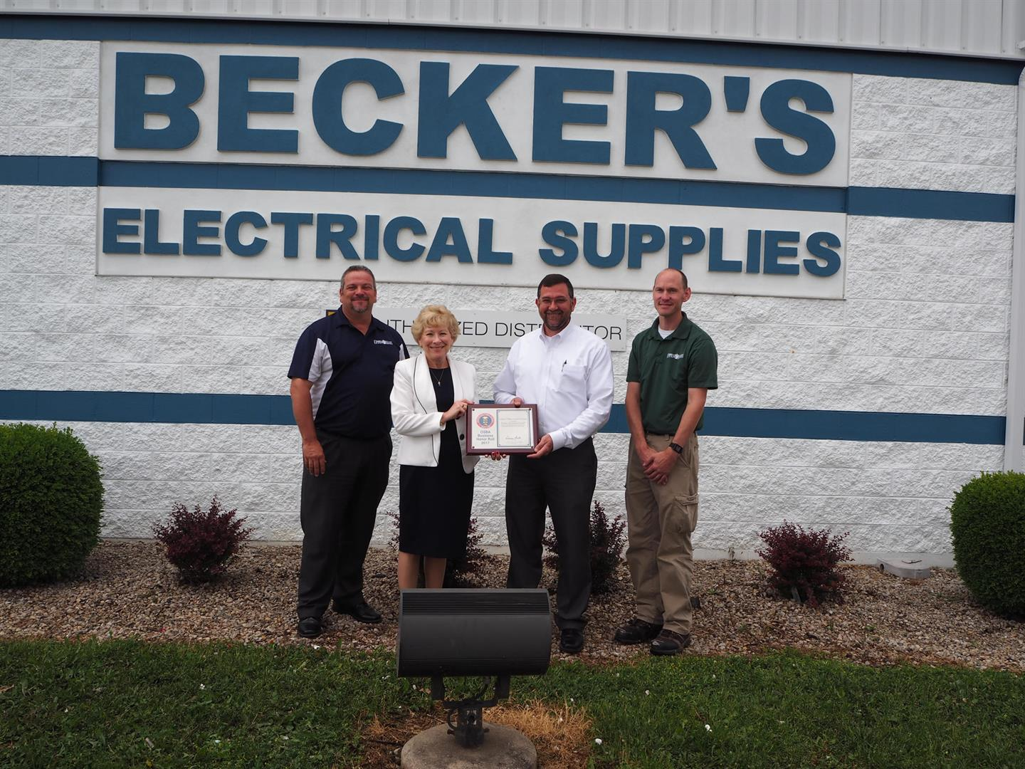 Becker's Electrical Supply