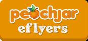 Peachjar eflyers logo