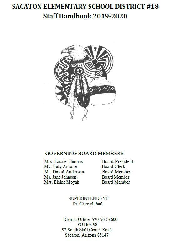 Staff Handbook 2017