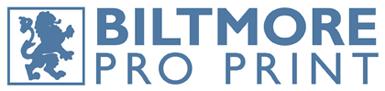 Logo: Biltmore Pro Print