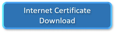 Internet Certificate Download