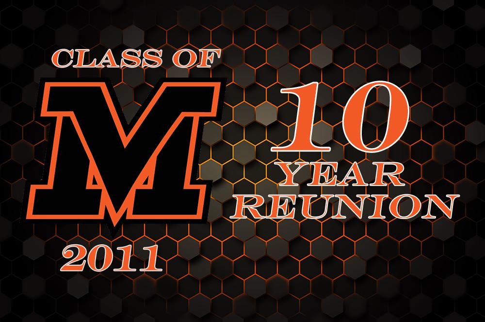 Class of 2011 10 Year Reunion