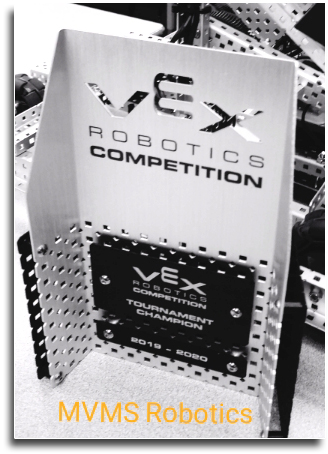 Robotic Championship Trophy