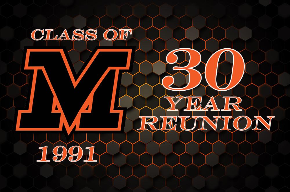 MV Class of 1991 30 Year Reunion