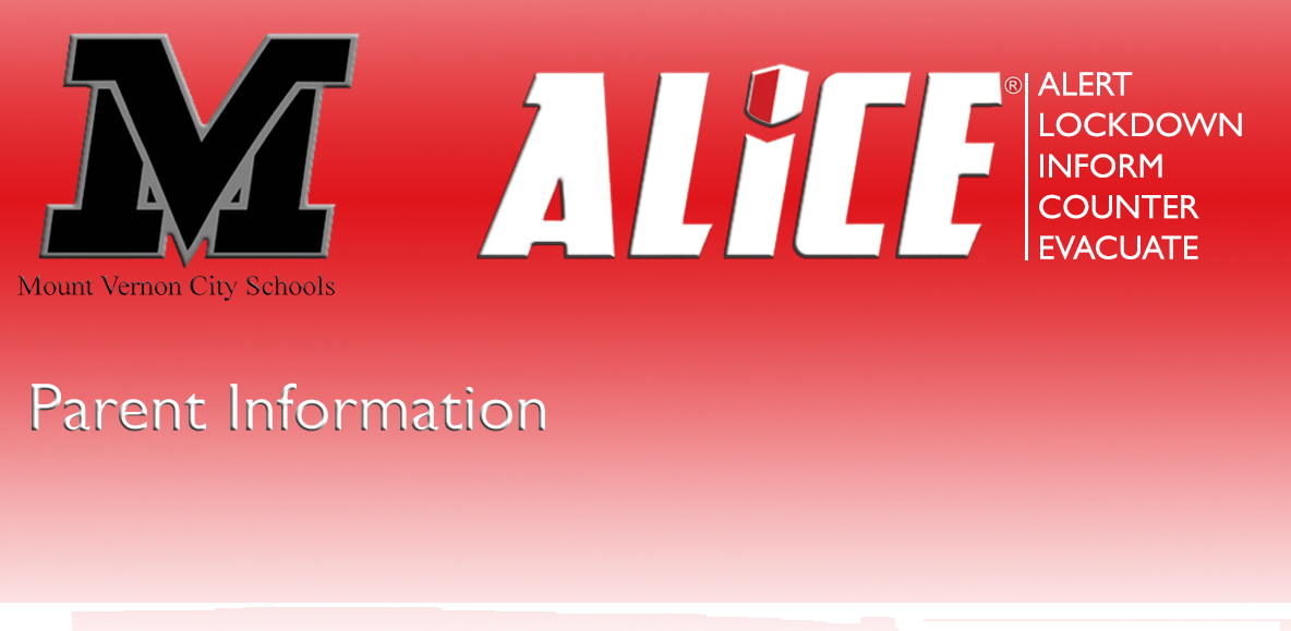 Alice Parent Information Logo and Link