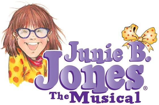 Artist drawing of Junie B. Jones The Musical