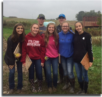 County Ag Soils Team