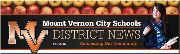 Mount Vernon District Fall Newsletter Button