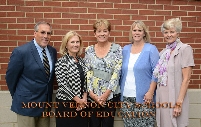 Picture of Mount Vernon City School Board Members
