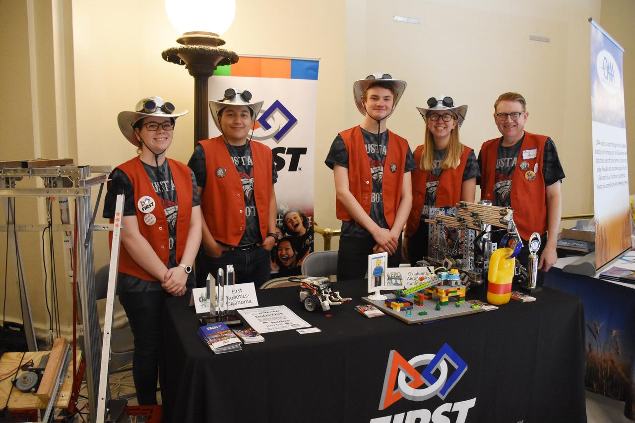 Robotics at the Capitol