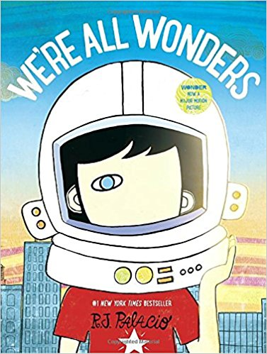 Cover of We're All Wonders