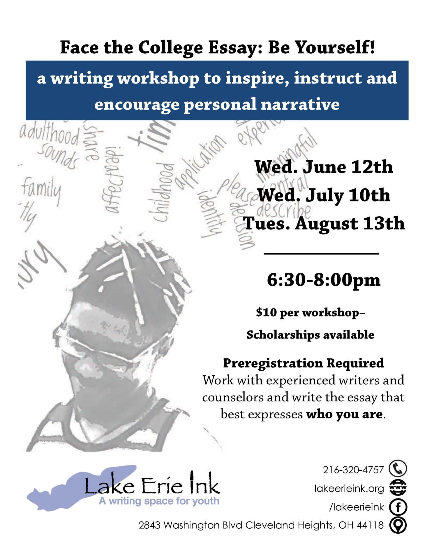 Lake Erie Ink flyer