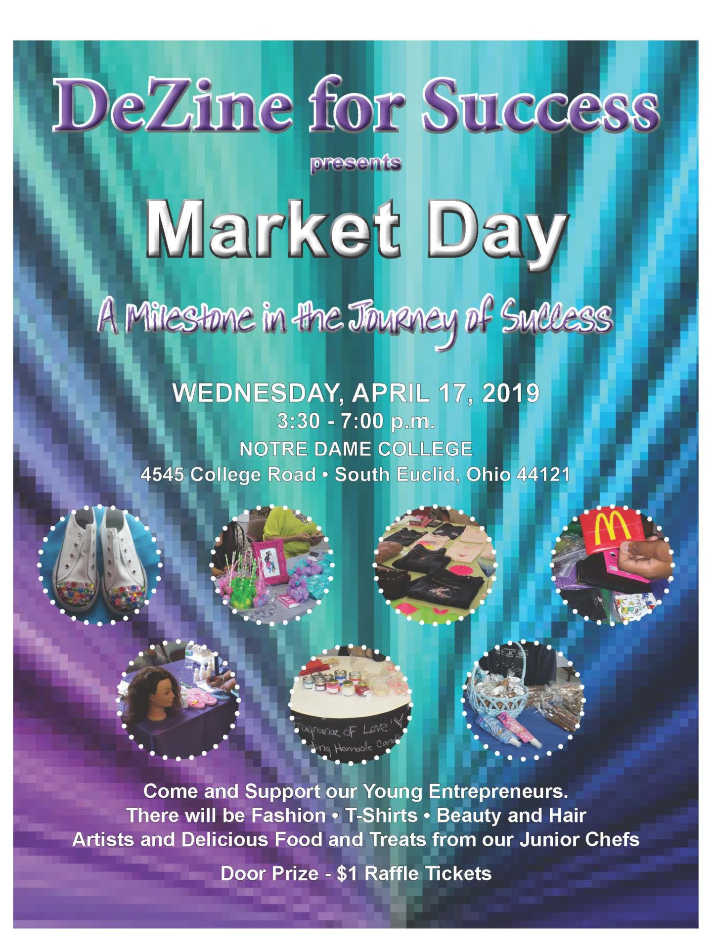 Market Day flyer