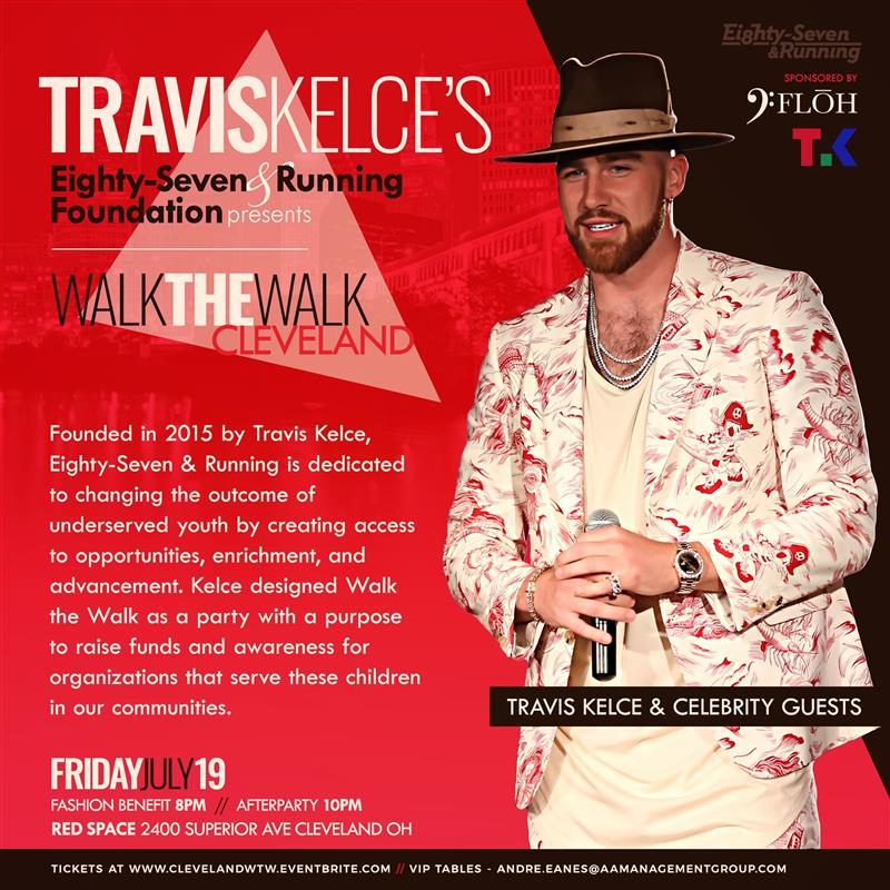 walk the walk flyer