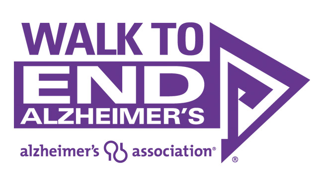 Logo Walk to End ALZ