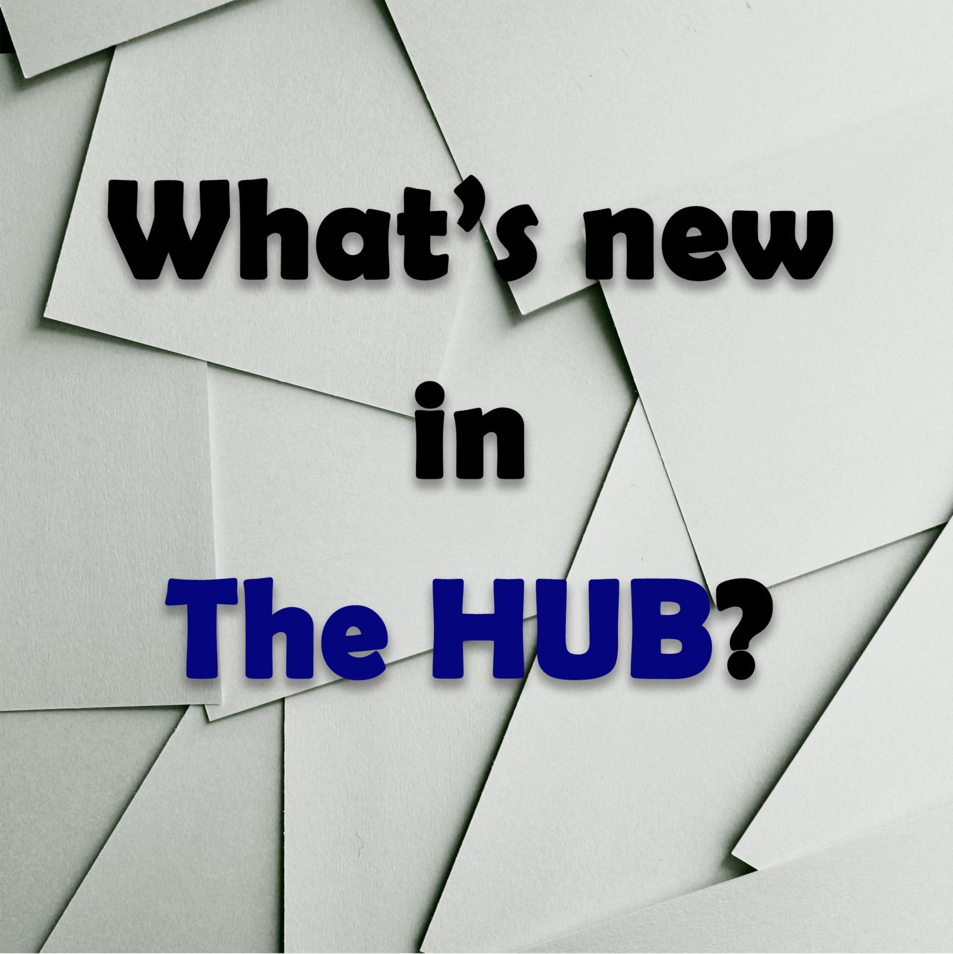HUB updates link