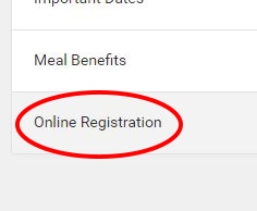 Online Registration Link Graphic