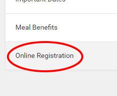 Online Registration Link Graphic