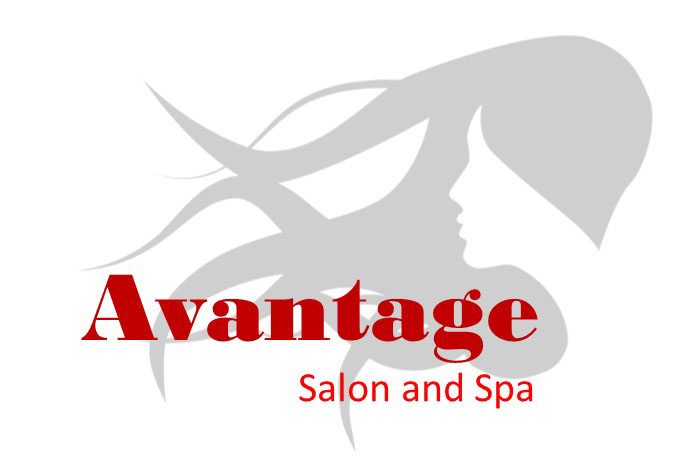 avantage salon and spa logo