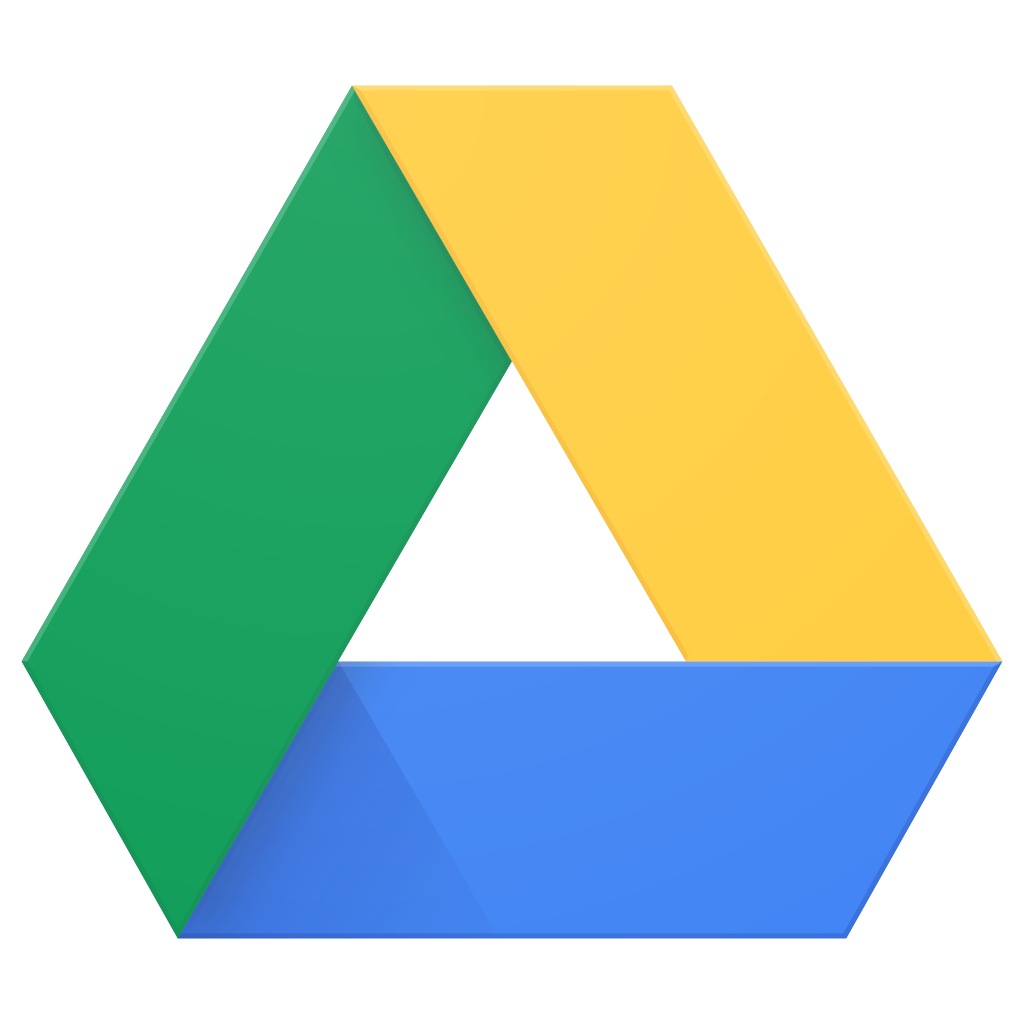 logo that links to Google Drive