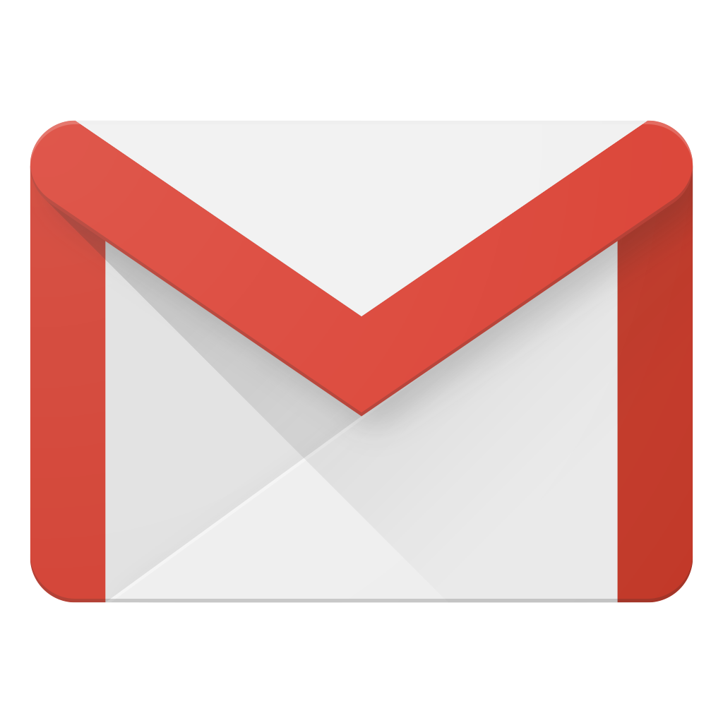 logo image that links to gmail