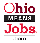 logo image that links to Ohio means jobs website