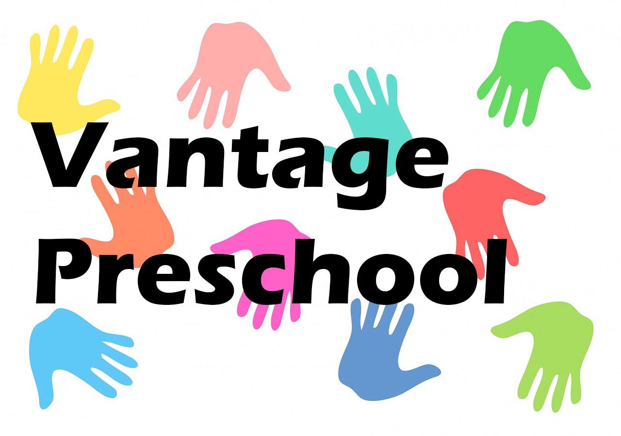 vantage preschool logo