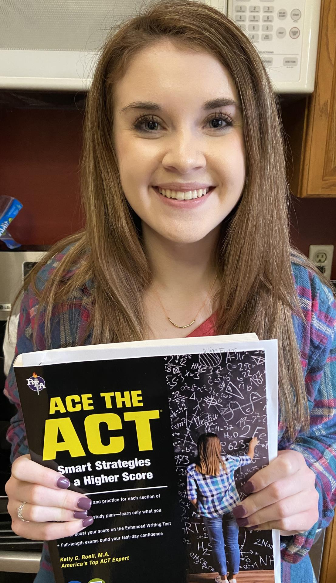 ACT Prep Exam Book