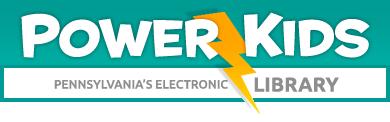 PowerKids Pennsylvania Electronic Library Logo