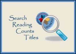 Reading Counts Titles Search Logo