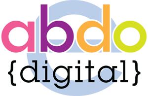 abdo digital logo