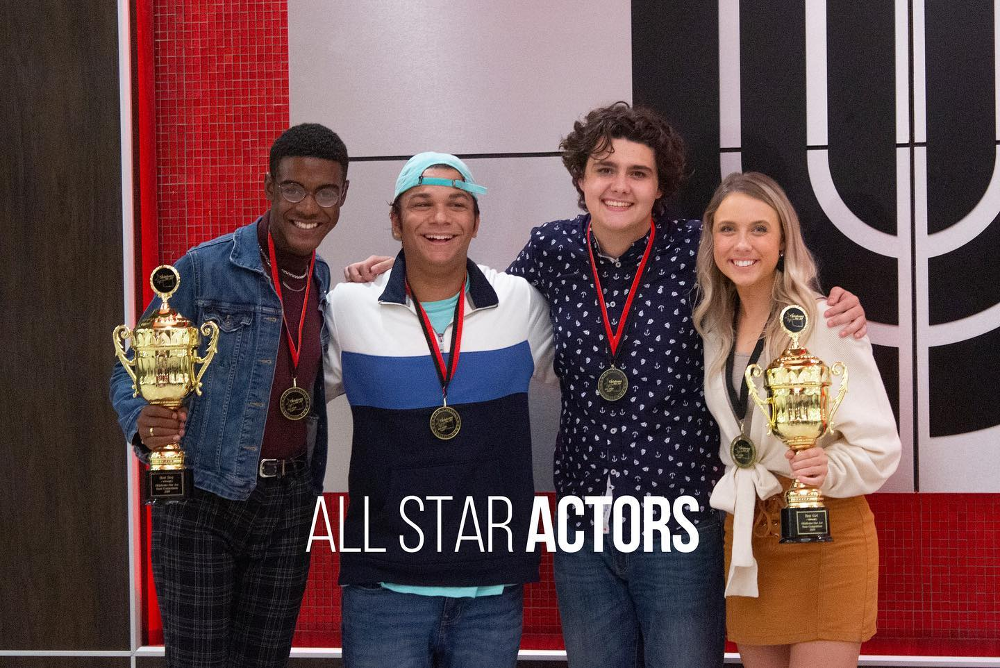 One Act All-State Actors