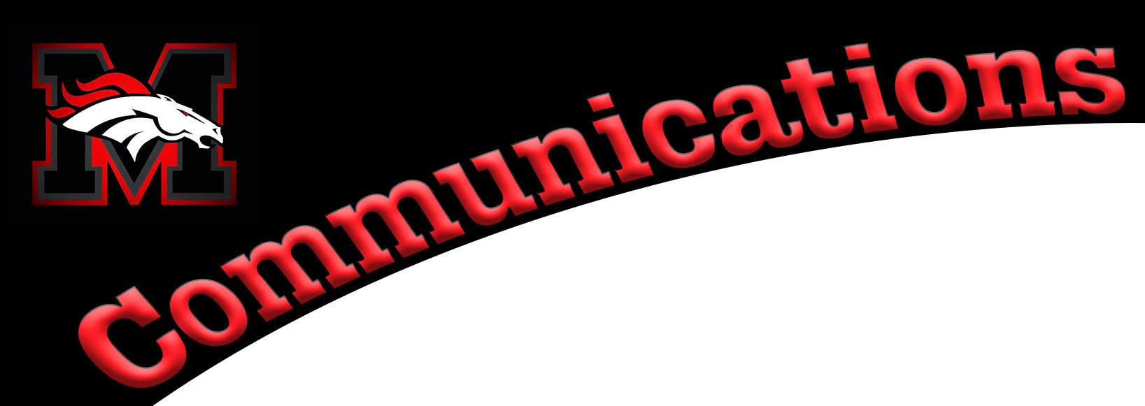 MPS Communications Website Header