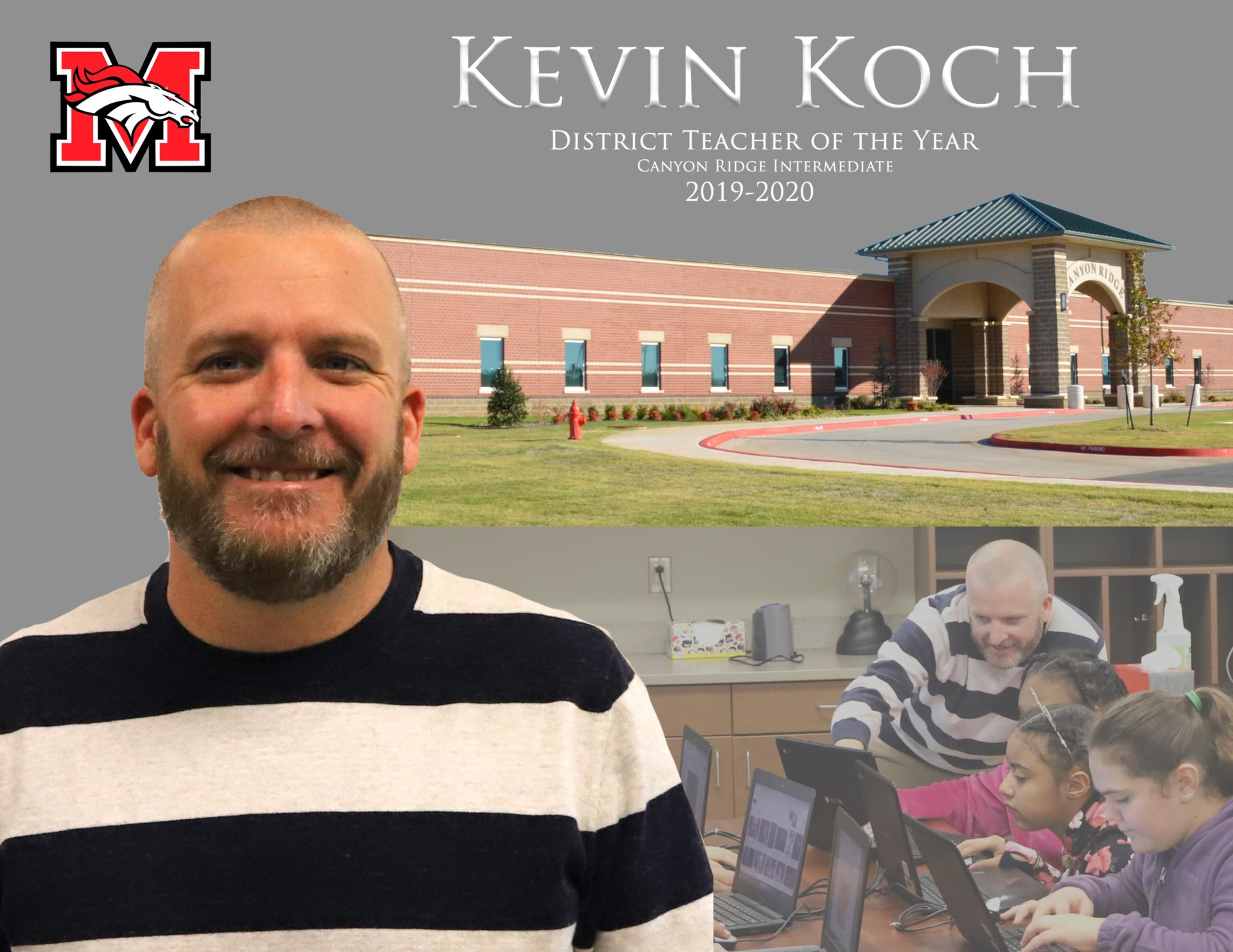 Kevin Koch TOTY Graphic