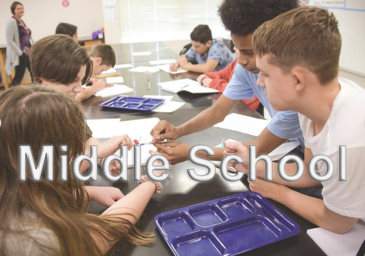 Middle School Students