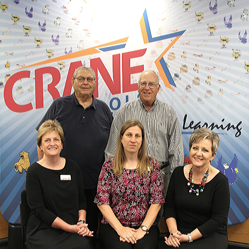 Governing Board of Crane Schools