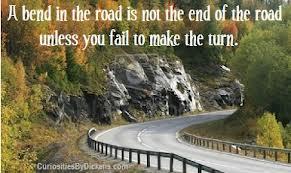 Twisty road