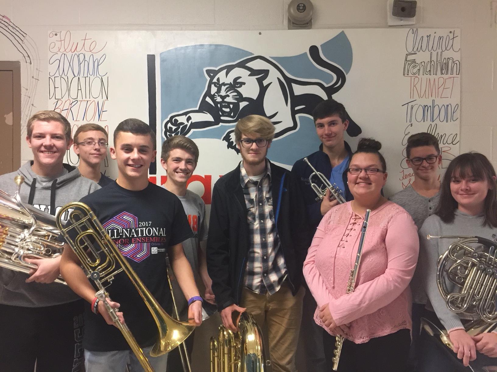 4th District Symphonic Band