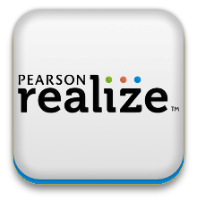 Pearson Realize Icon