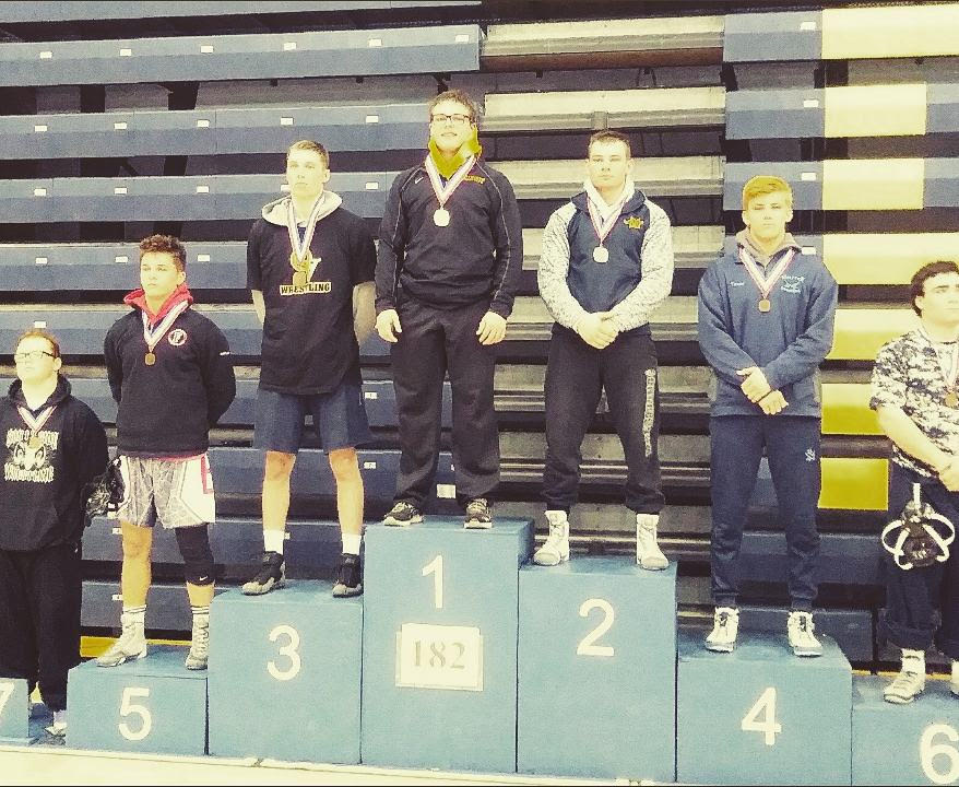 Congratulations to John Vargo! He placed 1st in our section for wrestling and also placed 1st in WPIAL. He will now advance to the PIAA Regionals. Good Luck John!