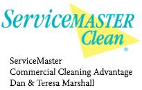 Marshall ServiceMaster Logo