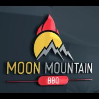 Moon Mountain BBQ Logo