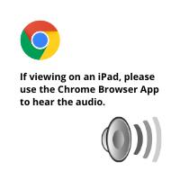 Audio on iPads