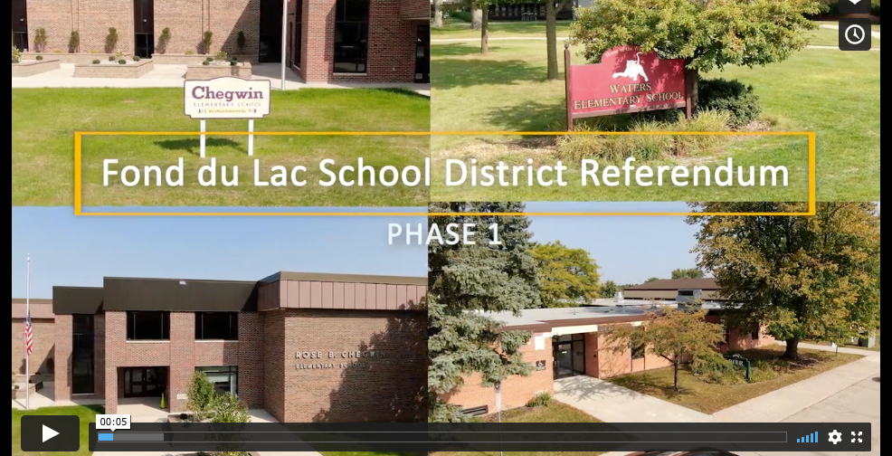 Referendum Phase 1 Schools video