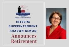 Sharon Simon Retirement