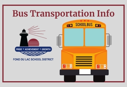 Bus transportation info