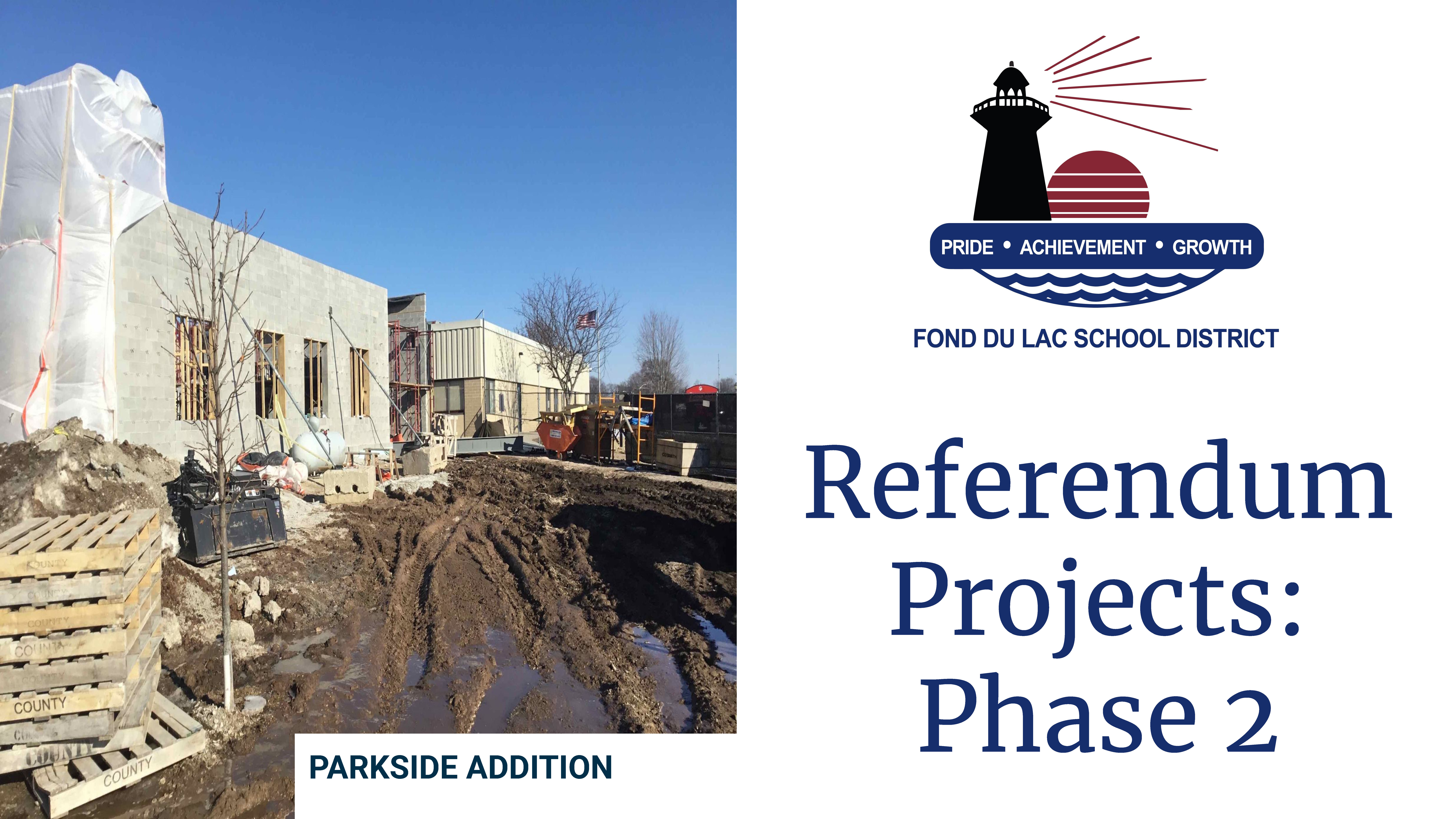 Referendum Projects: Phase 2
