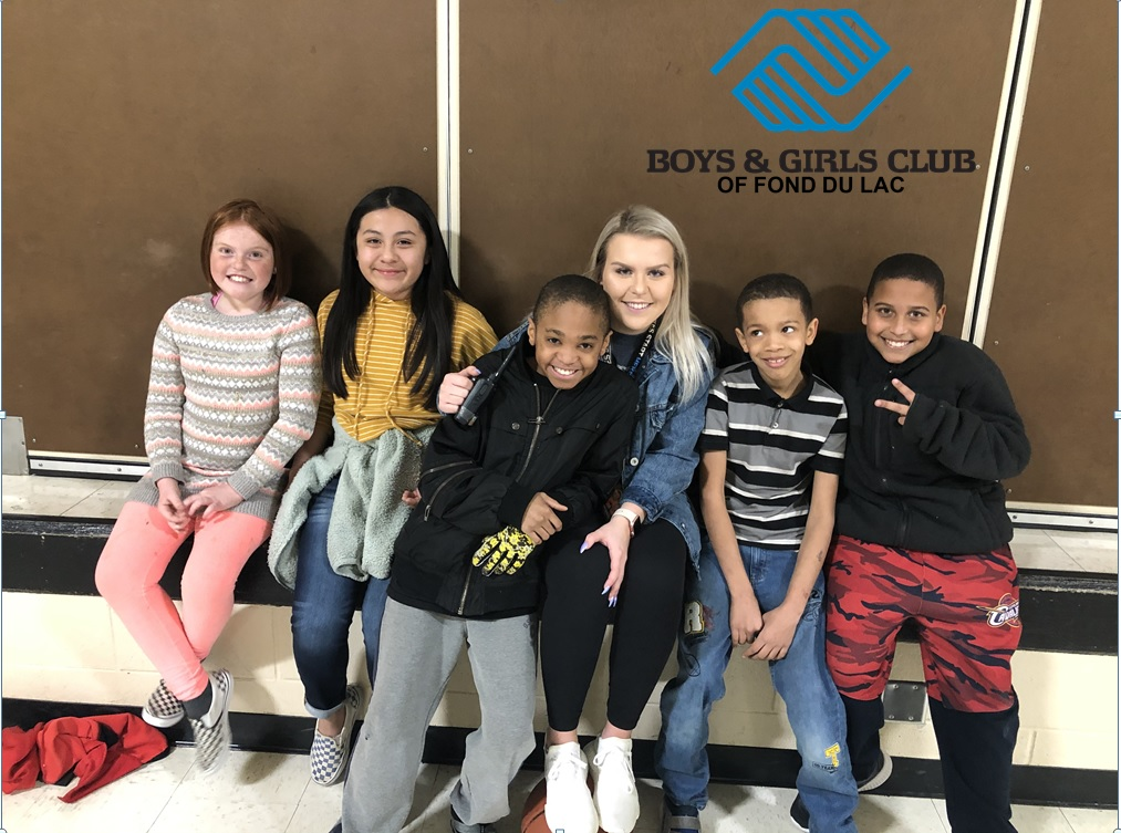 Boys & Girls Club employee picture