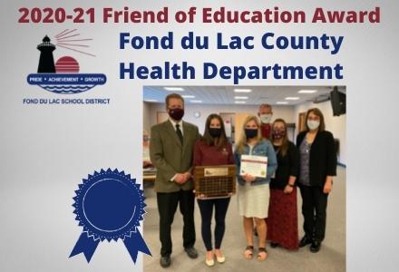 Friend of Education